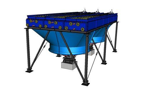 редуктор аппарата воздушного охлаждения газа